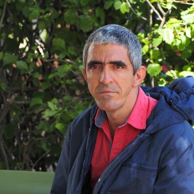 Misael Grimaldo värvades som barn av ELN-gerillan.