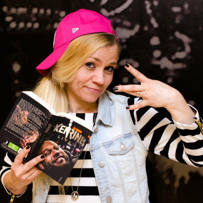 Camilla Fagerholm har läst Ken Rings bok Livet.