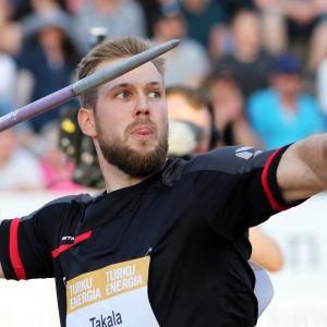 Teo Takala i Paavo Nurmi Games 2019.