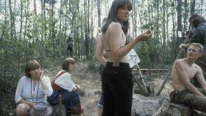 Koijärvi-liikkeen aktivisteja keväällä 1979