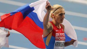 Antonina Krivosjapka.