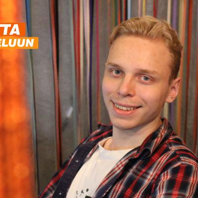 IB-lukiolainen Mikael Karhu