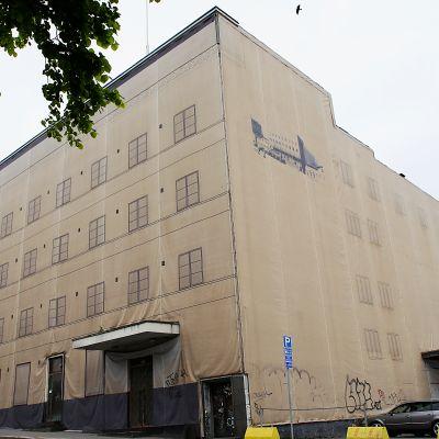 Alvar Aallon Valtiontalo Jyväskylässä.