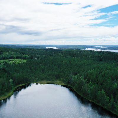 Uusi Reporeitti palvelee kansallispuistovieraita