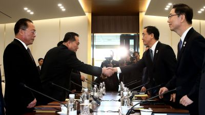 Fortsatta samtal nordkorea japan