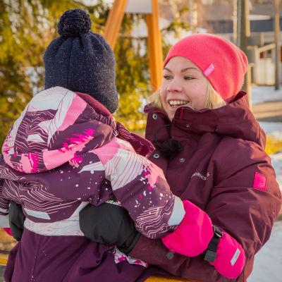 Henkilökuvassa, Miia Jokela, varhaiskasvatuksen opettaja