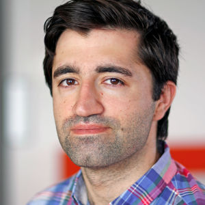 Forskaren Araz Rawshani vid Sahlgrenska akademin.
