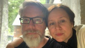 Anders och Camilla Norrback Bornholm