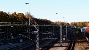 Karis järnvägsstation