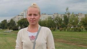 Jekaterina Zinger är hiv-positiv sen 15 år tillbaka.
