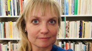 Profilbild på Pia Widén.