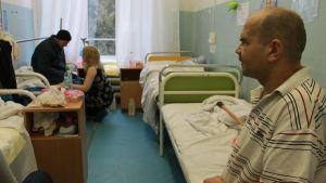 Frivilliga i Ryssland