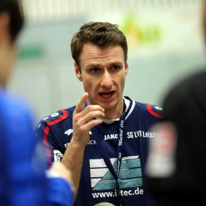Nils Kuhr blir tränare vid Handbollsakademin.