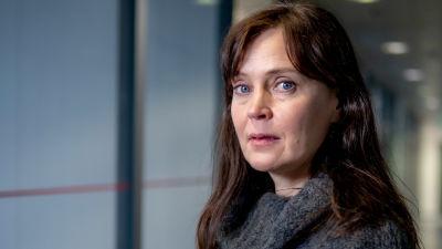 Regissör Tiina Lymi.