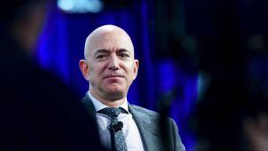 Amazongrundaren Jeff Bezos