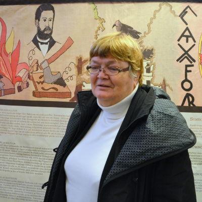 Solveig Sjöberg Pietarinen.