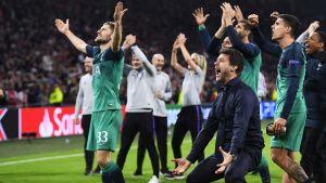 Tottenham klart för Champions League.