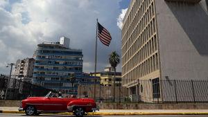 USA:s ambassad i Havanna