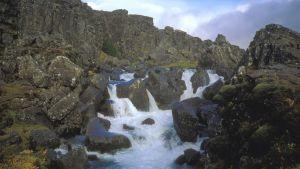 islantilainen maisema