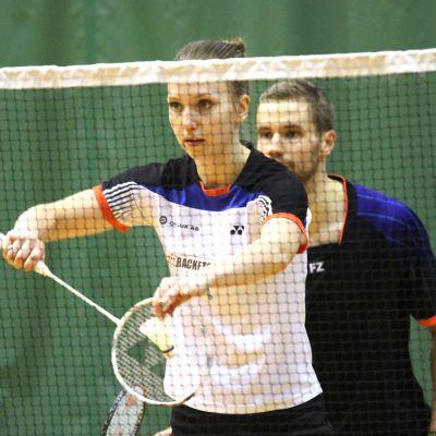 Anton Kaisti och Jenny Nyström.