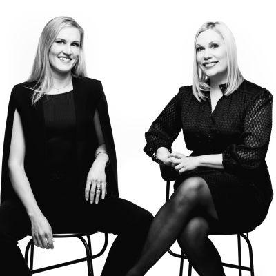 Marja Sannikka ja Sanna Ukkola vetävät uutta ajankohtaisohjelmaa.