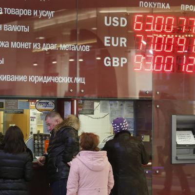 Rysslands ekonomi.