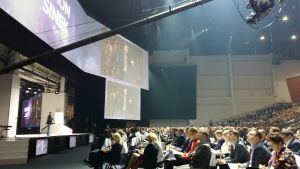 Nordic business forum samlade tusentals åhörare