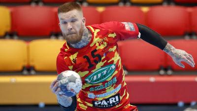 Teemu Tamminen i Cocks gjorde sex mål.