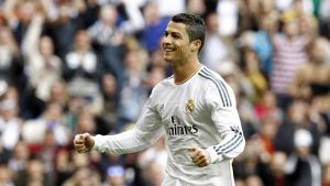 Cristiano Ronaldo, hösten 2013