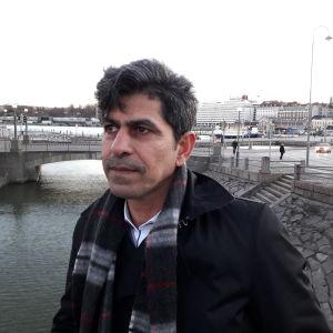 Saeed Mahmood Al-Mgadmee.