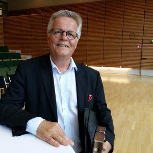 ÅU:s tidigare chefredaktör Torbjörn Kevin