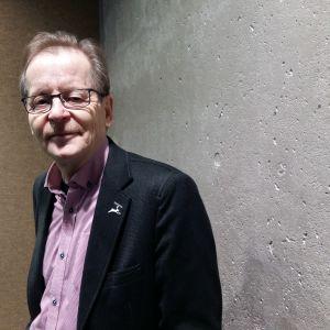 Heikki Nivala är vd för Borealbioref, det planerade bioraffinaderiet i Kemijärvi.