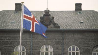 Det isländska alltinget.