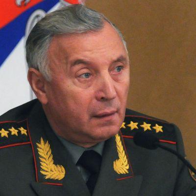 Putin avsatte Makarov