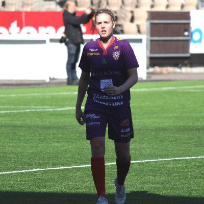 Isabella Mattsson, Åland United.