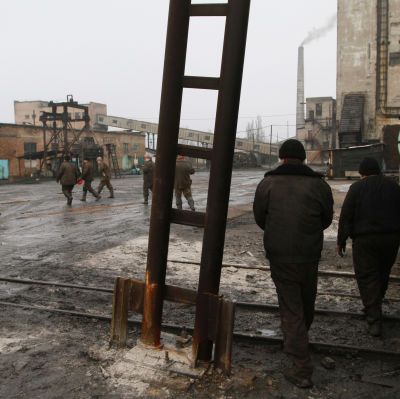Severnaya kolgruvan 2014