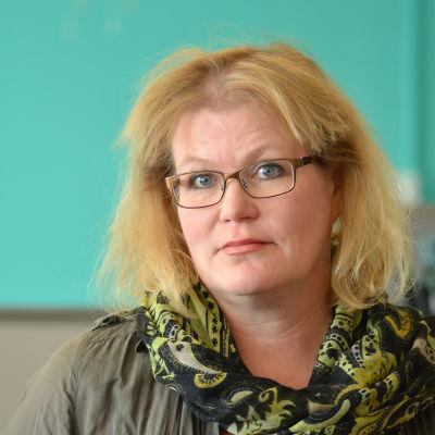 Ann-Lis Fredriksson.