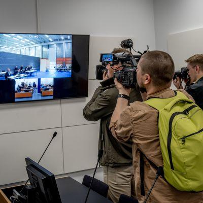 United Brotherhood oikeudenkäynti Vantaan vankilassa