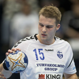 Richard Sundberg, Finland-Slovakien, januari 2018.