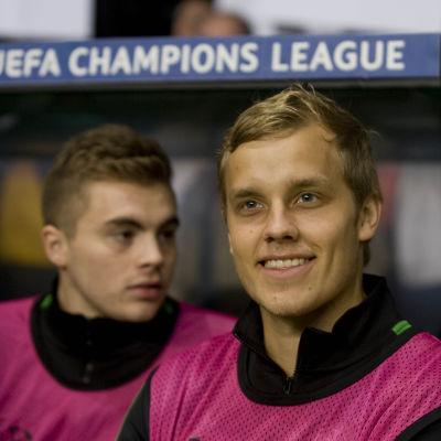 Teemu Pukki drömmer om Champions League.
