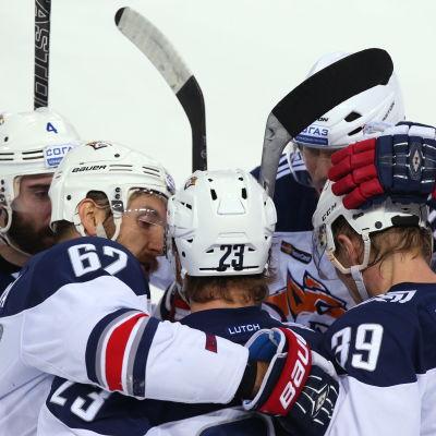 Metallurg Magnitogorsk tog hem KHL.