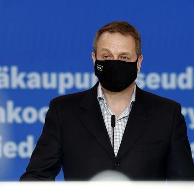 Jan Vapaavuori kommentoi lasten ja nuorten tilannetta