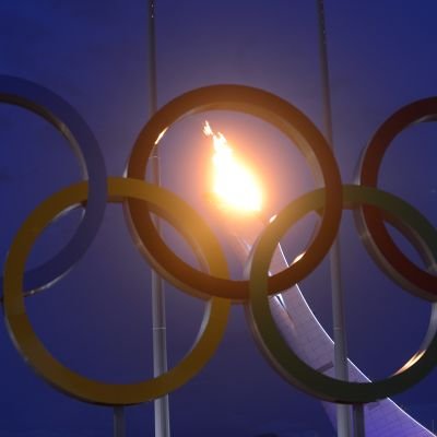 Testeldning vid OS i Sotji.