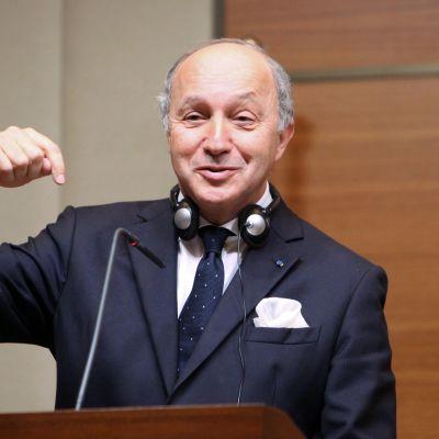 Frankrikes utrikesminister Laurent Fabius.