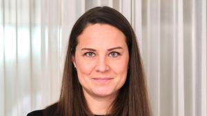 Annika Korpela, jurist på Kommunförbundet.