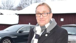 Hangös stadsdirektör Denis Strandell