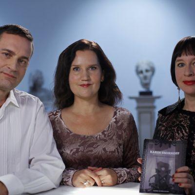 Stefan Brunow, Pia-Maria Lehtola och Ylva Larsdotter