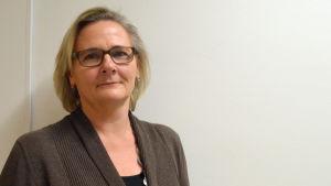 Laila Andersson, rektor för Mattlidens skola (klasserna 1-9)