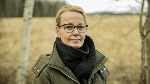 Arkeologi Satu koivisto Humppilan Järvensuon kivikautisella asuinpaikalla.