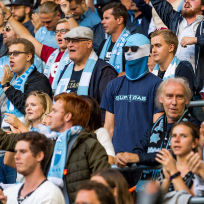 Malmö FF-fans.